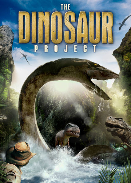 The Dinosaur Project Netflix BR (Brazil)