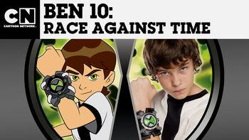 Netflix box art for Ben 10: Race Against Time