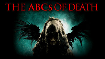 Netflix box art for The ABCs of Death