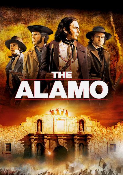 The Alamo Netflix BR (Brazil)