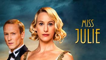 Netflix box art for Miss Julie