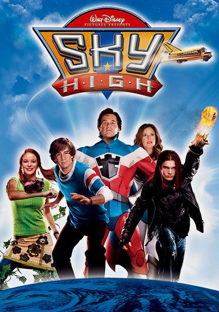 Sky High Netflix MX (Mexico)