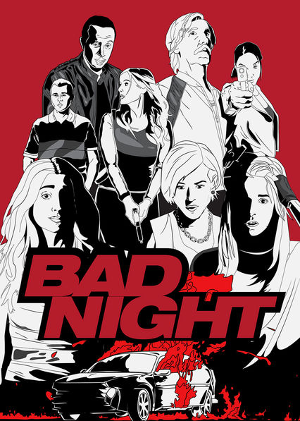 Bad Night Netflix BR (Brazil)