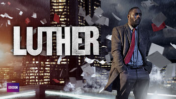 Netflix box art for Luther - Series 1