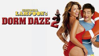 Netflix box art for National Lampoon's Dorm Daze 2