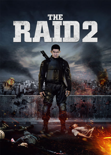 The Raid 2 Netflix MX (Mexico)