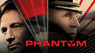 Netflix box art for Phantom