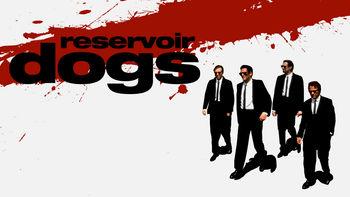 Netflix box art for Reservoir Dogs