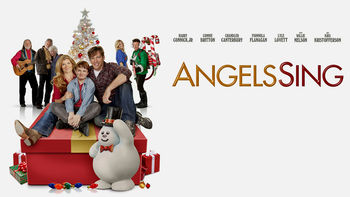 Netflix box art for Angels Sing