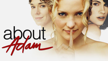 Netflix box art for About Adam