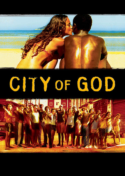 City of God Netflix DO (Dominican Republic)
