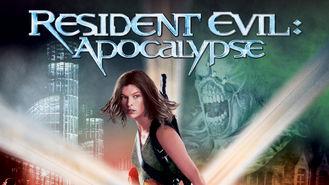 Netflix box art for Resident Evil: Apocalypse