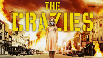 Netflix box art for The Crazies