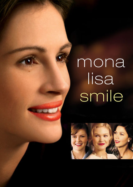 Mona Lisa Smile Netflix MX (Mexico)