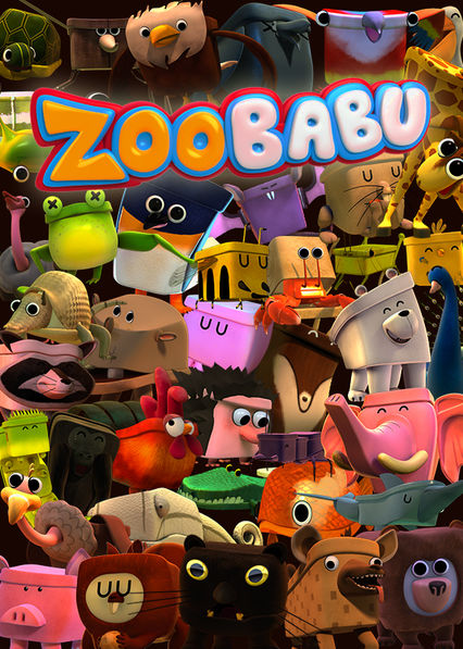 Zoobabu Netflix MX (Mexico)