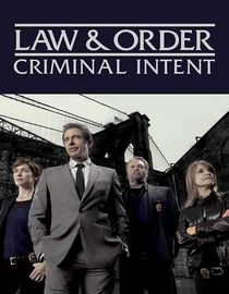 Law & Order: Criminal Intent: The Second Year: Blink