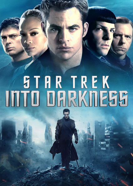 Star Trek Into Darkness Netflix BR (Brazil)
