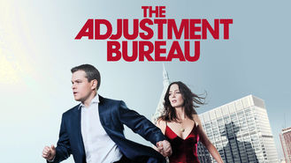 adjustment bureau streaming