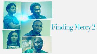 Netflix box art for Finding Mercy