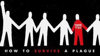 Netflix box art for How To Survive a Plague