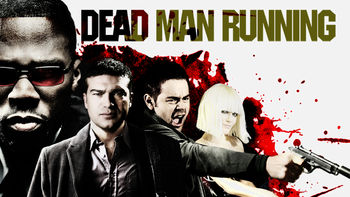 Netflix box art for Dead Man Running