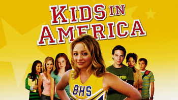 Netflix box art for Kids in America