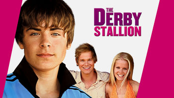 Netflix box art for The Derby Stallion