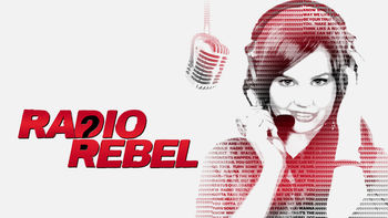 Netflix box art for Radio Rebel