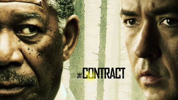 Netflix box art for The Contract