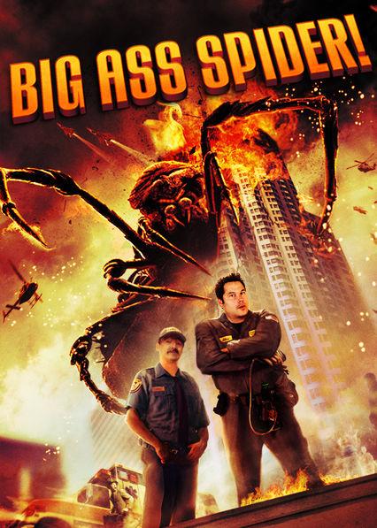 Big Ass Spider! Netflix BR (Brazil)