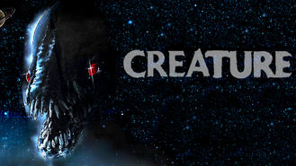 Netflix box art for Creature
