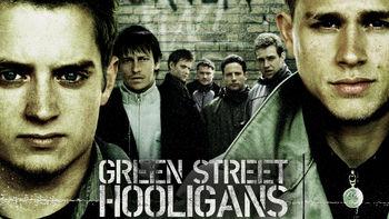 Netflix box art for Green Street Hooligans