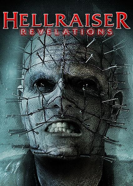 Hellraiser: Revelations Netflix AR (Argentina)