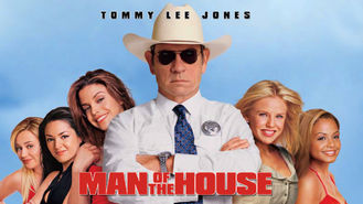 Netflix Box Art for Man of the House