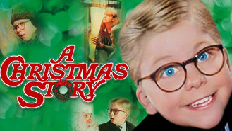 A Christmas Story (1983) on Netflix in France