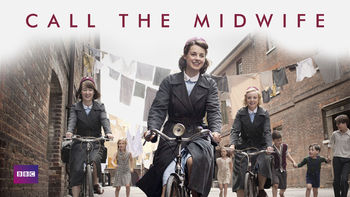 Netflix box art for Call the Midwife - Series 1