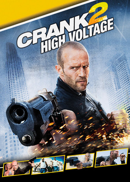 Crank 2: High Voltage Netflix CO (Colombia)