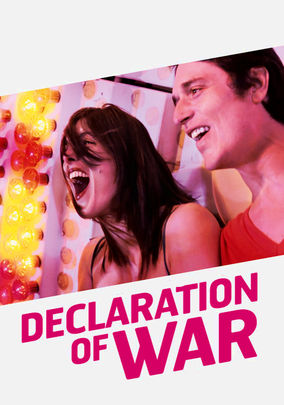 Netflix box art for Declaration of War