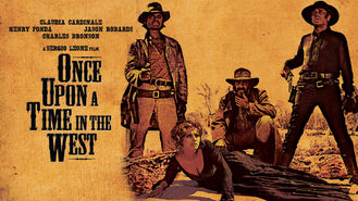 Once Upon a Time in the West (1968) on Netflix in the Netherlands