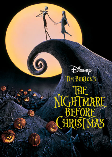 The Nightmare Before Christmas Netflix BR (Brazil)