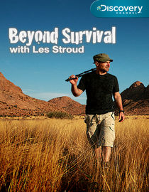 Beyond Survival with Les Stroud: Season 1: San Bushmen