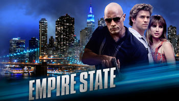 Netflix box art for Empire State