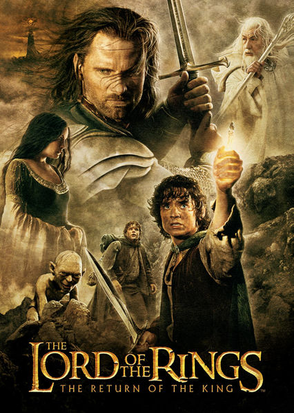 The Lord of the Rings: The Return of the King Netflix ES (España)