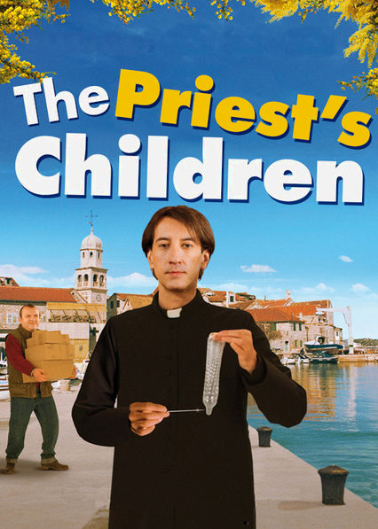The Priest's Children Netflix BR (Brazil)