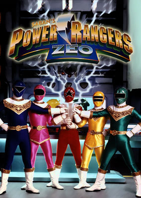 Power Rangers Zeo - Season 1