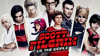 Is Scott Pilgrim vs. The World on Netflix?