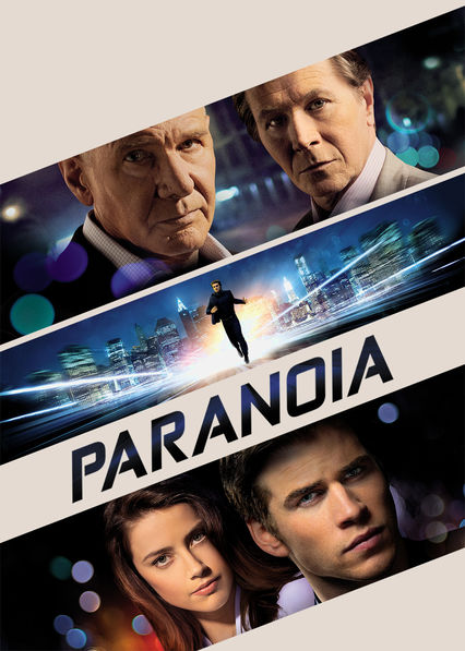 Paranoia Netflix DO (Dominican Republic)