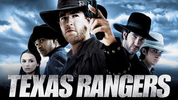 Netflix box art for Texas Rangers