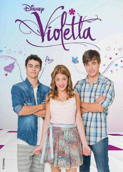 Violetta Netflix EC (Ecuador)