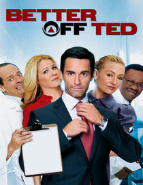 Better Off Ted: Season 1: Through Rose Colored Hazmat Suits